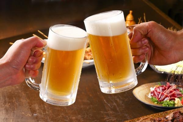 お酒は適度に楽しむことが大切!